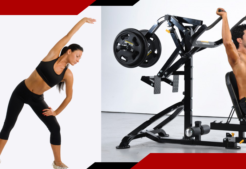 Is There Any Adverse Effect Of Joining Gym Is Free Hand Exercise Better